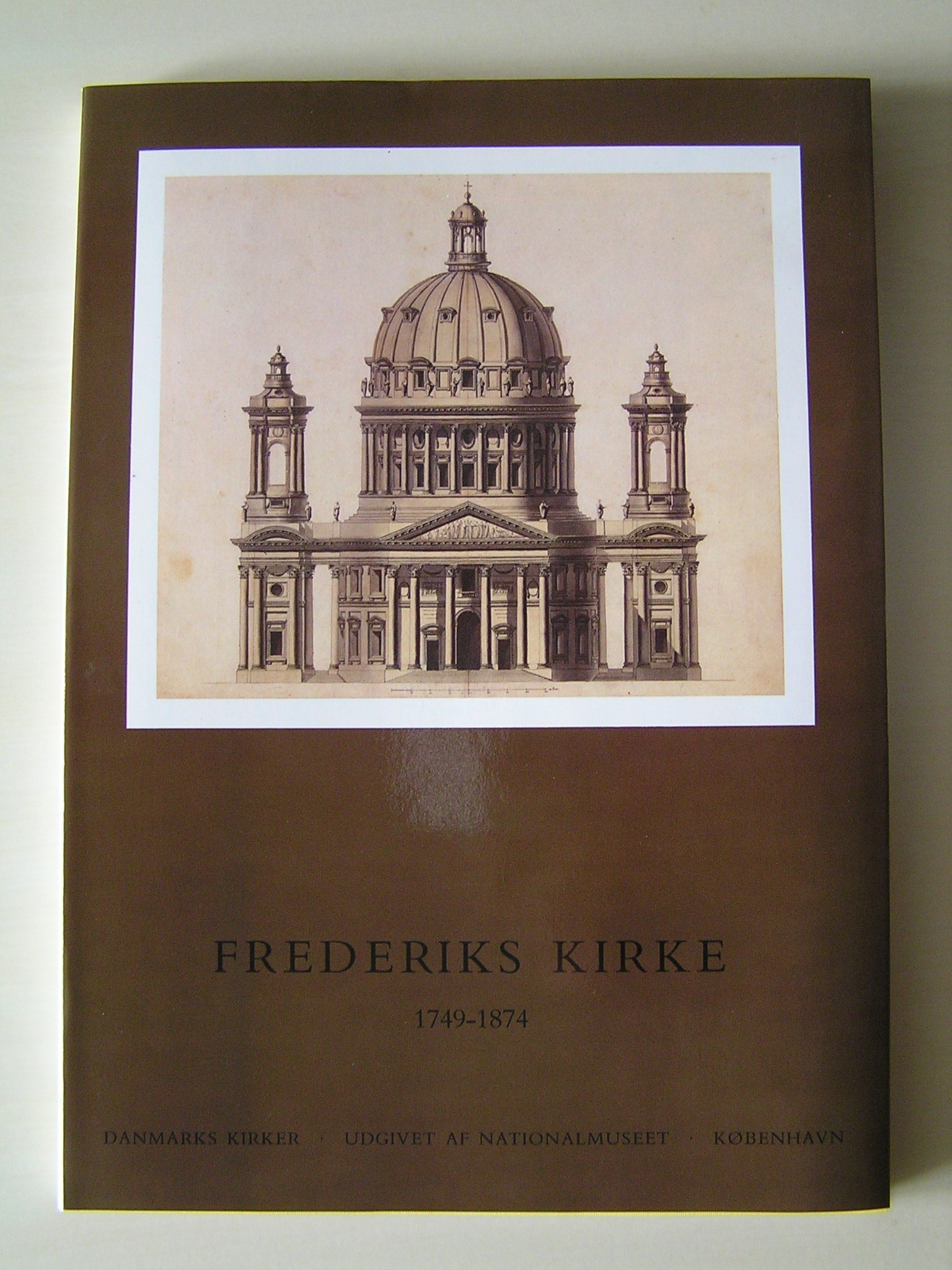Danmarks Kirker, Marmorkirken