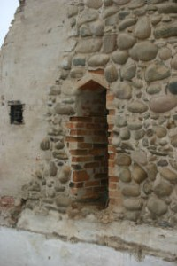 Mårup Kirke nedtages