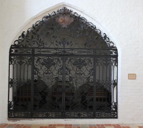 Trampernes kapel i Assens Kirke