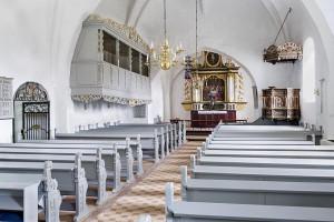 Kølstrup Kirke - Foto Arnold Mikkelsen
